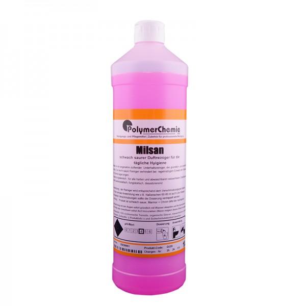 Milsan - Sanitär Duftreiniger - 1 Liter