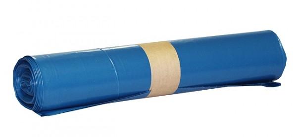Abfallsack 120 lt. Typ 60, blau, EXTRA