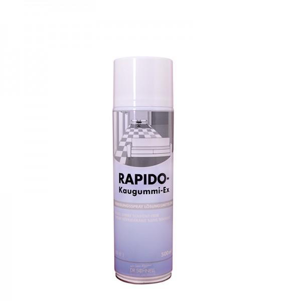 Dr. Schnell - Rapido Kaugummi - Ex Eisspray