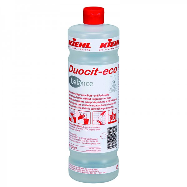 Kiehl - Duocit-eco balance - 1 L