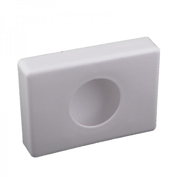 Hygienebeutel-Halter Le Pres. weiß