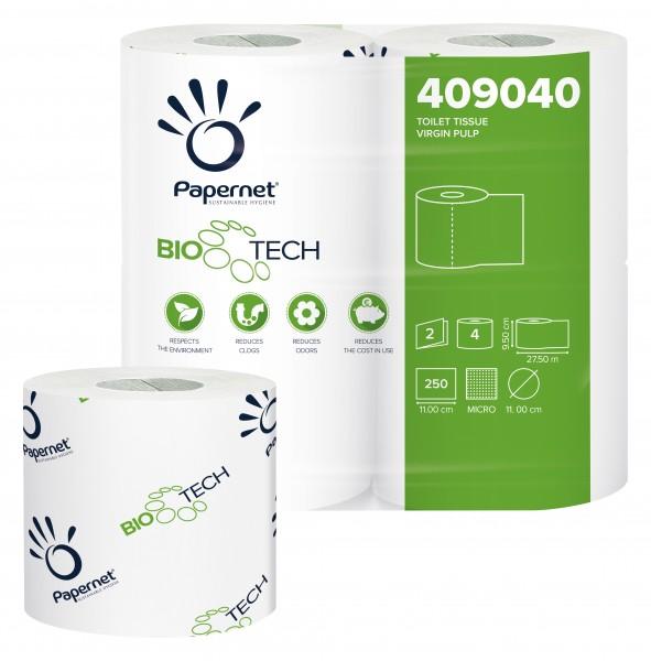 Toilettenpapier biotech, 2-lg. HW