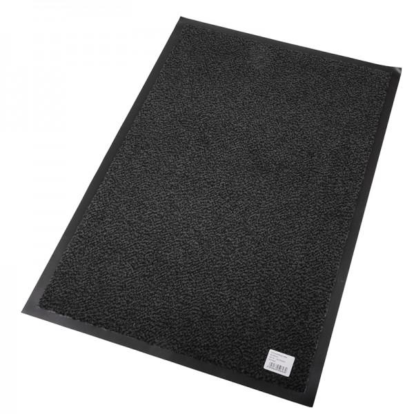 Schmutzfangmatte 60x90, schwarz-meliert