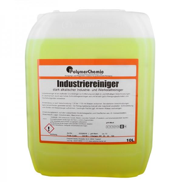 Industriereiniger - 10 Liter