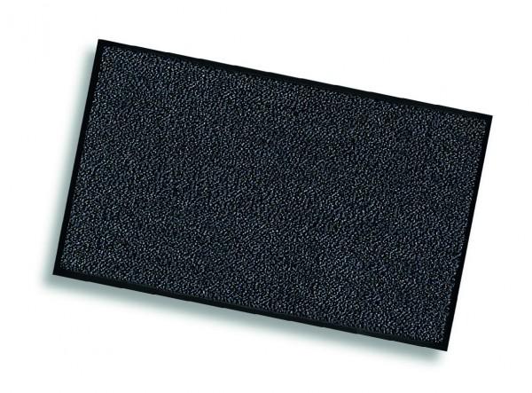Schmutzfangmatte 40x60, schwarz-meliert