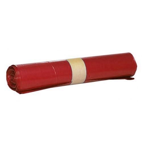 Abfallsack 120 lt. Typ 60, rot