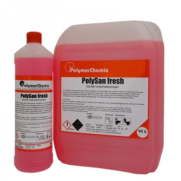 PolySan fresh - 10 Liter
